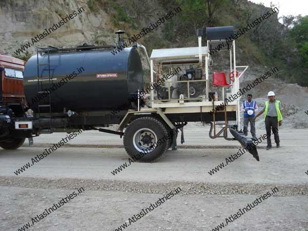 exporters of bitumen sprayer
