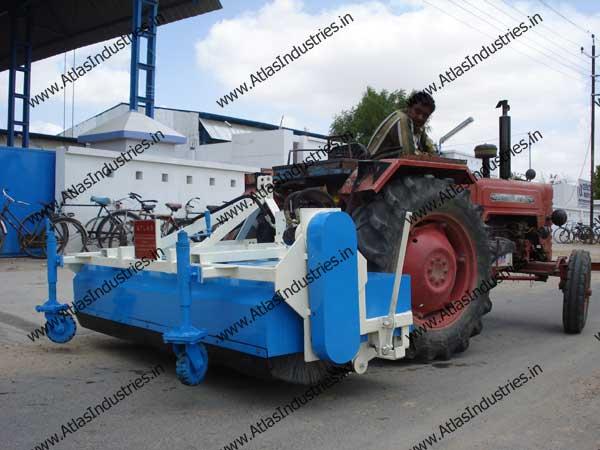 hydraulic broom manufacturer