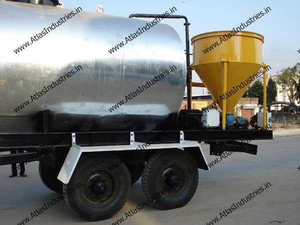 mobile asphalt mixing plant exporter india