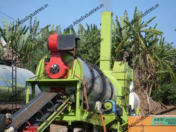 drum mix plant exporters in India