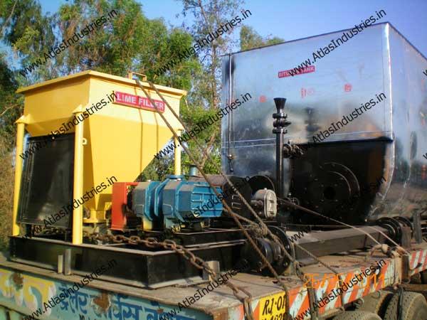 asphalt continuous plant India