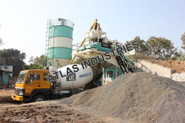 Mobile concrete batching plant manufacturer