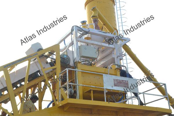 buy 45 m3/hr. mobile concrete batching plant Myanmar