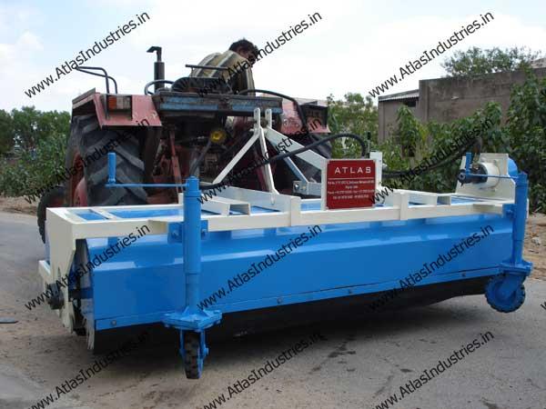 Hydraulic Road Sweeper Photo Gallery Atlas Industries