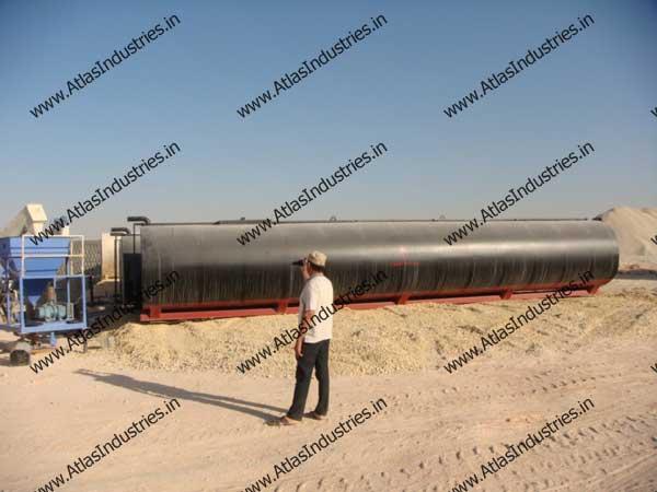 exporter of drum mix plant