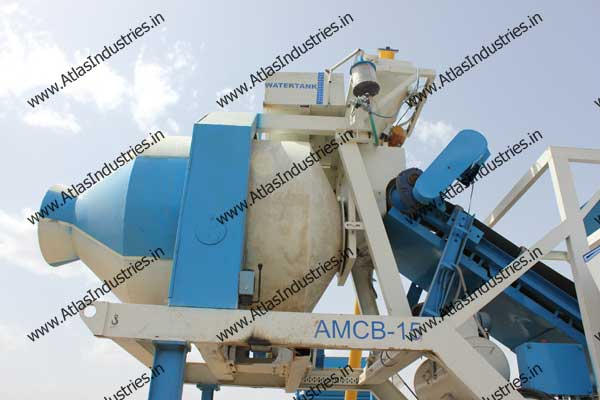 concrete mixers exporter