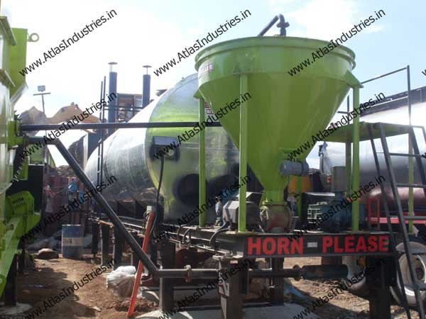 asphalt mixing plant manufacturers in India