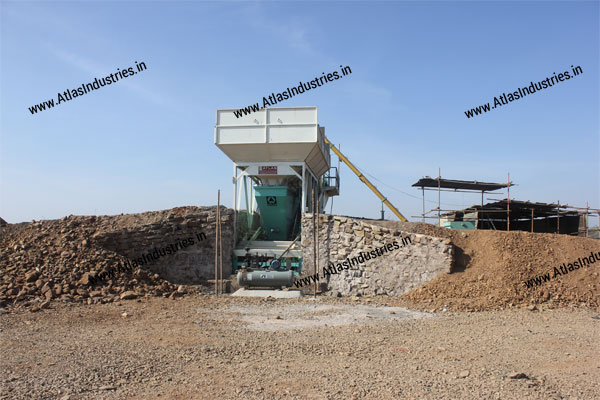concrete batching plant manufacturers in india