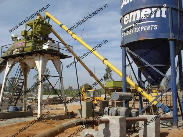 concrete mixer machine manufacturer India