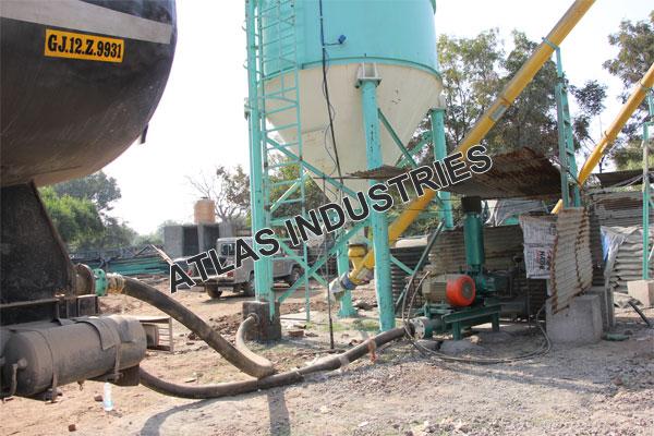 Mobile concrete batching plant India