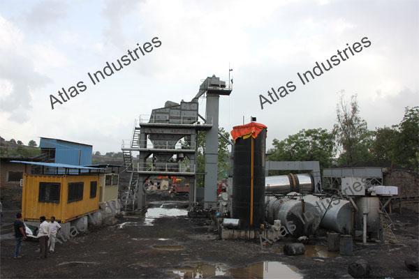 Cost of 160 tph tower asphalt batch plant Kalyan, Thane, India