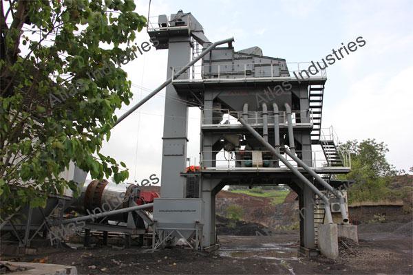 Buy 160 tph tower asphalt batch plant Kalyan, Thane, India
