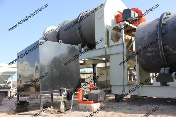 exporter asphalt plant