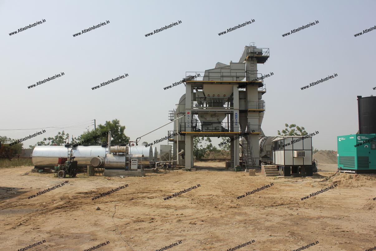 Asphalt Batch Mix Plant Near Bhatinda India Atlas