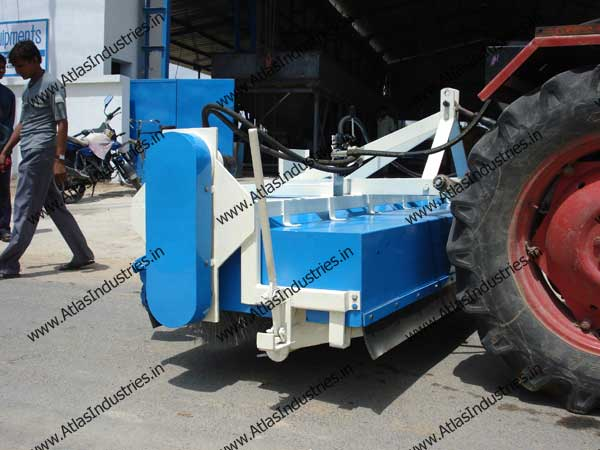 road sweeper manufacturer and exporter