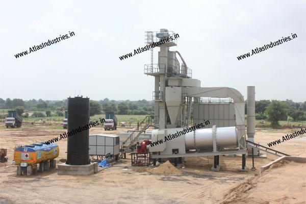 tower asphalt plant