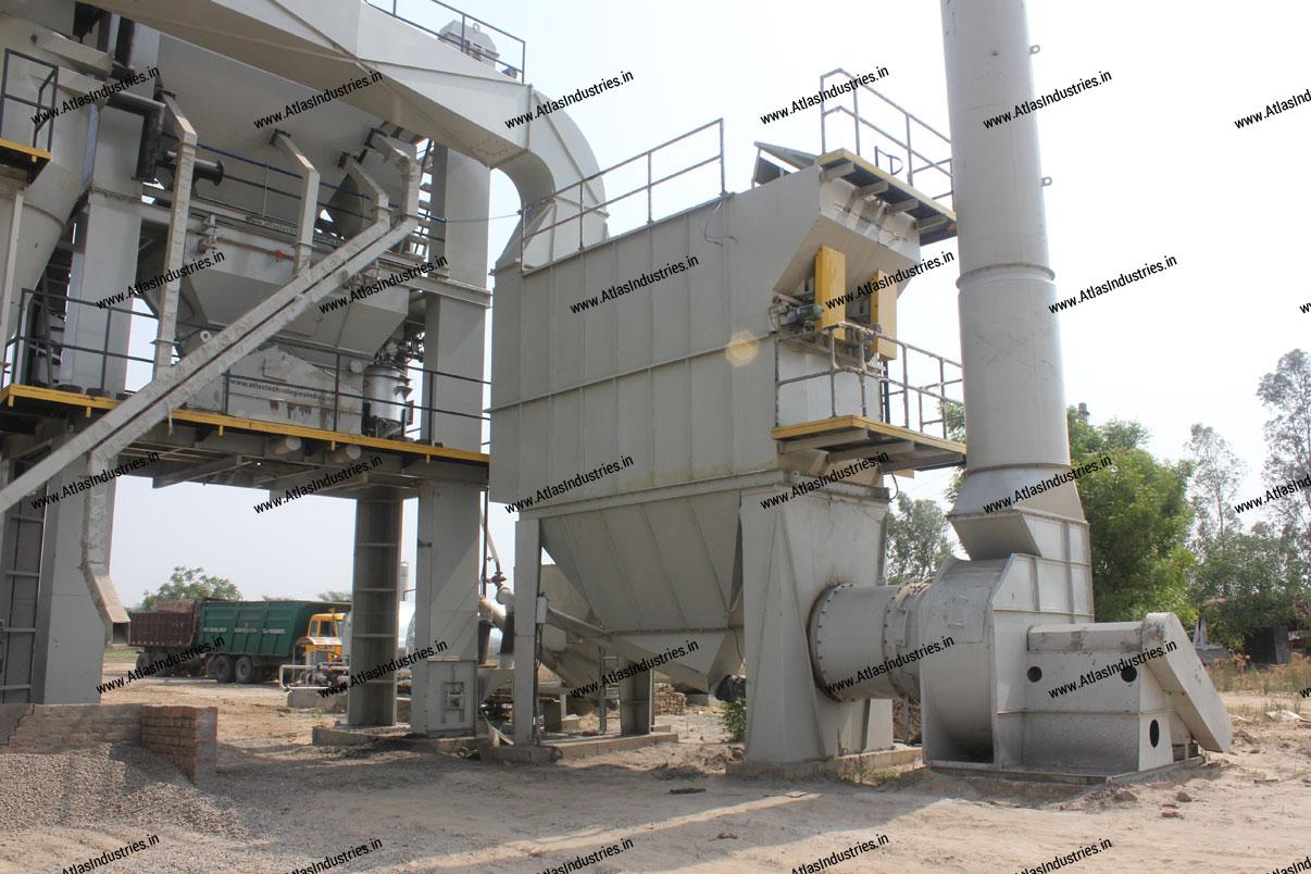 asphalt mixing plant exporter