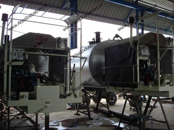 bitumen sprayer exporter India