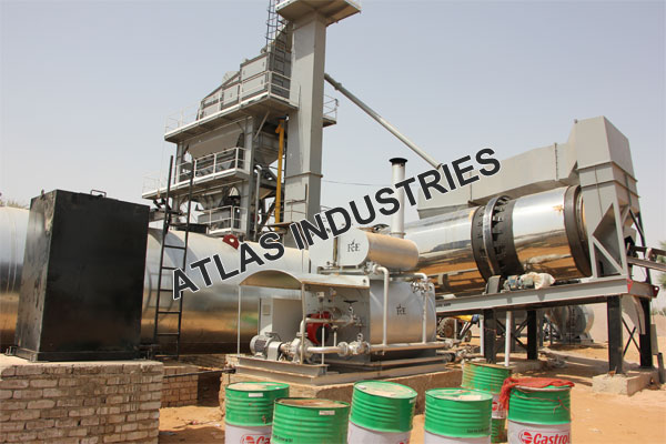 manufacturer and exporter asphalt mixing plant Jaipur India