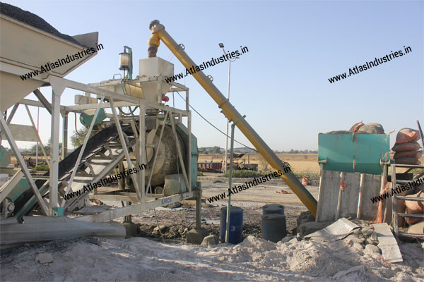 portable concrete mixer supplier