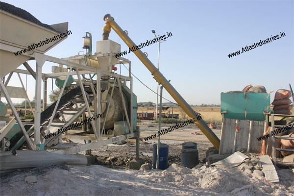 portable concrete mixer supplier