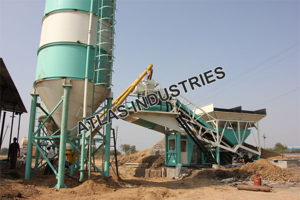 mobile batching plant cost