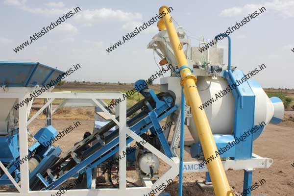 manufacturer of concrete mixer