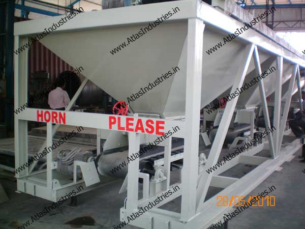 drum type asphalt plant supplier from India