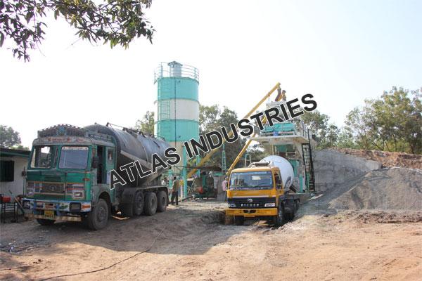 For sale mobile concrete batching plant