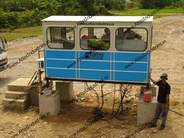 drum asphalt plant installed in Philippines
