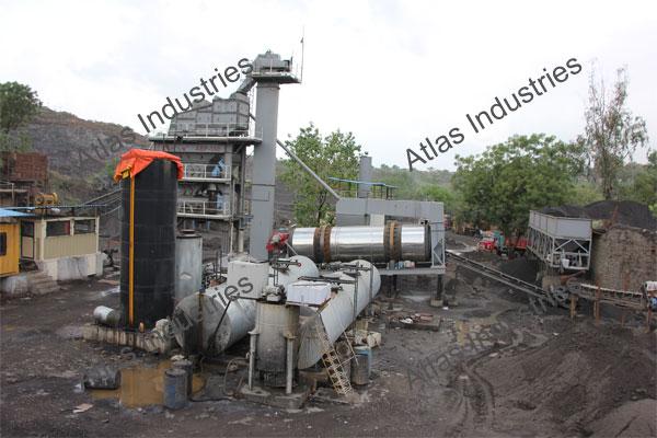Exporter of 160 tph tower asphalt batch plant Kalyan, Thane, India