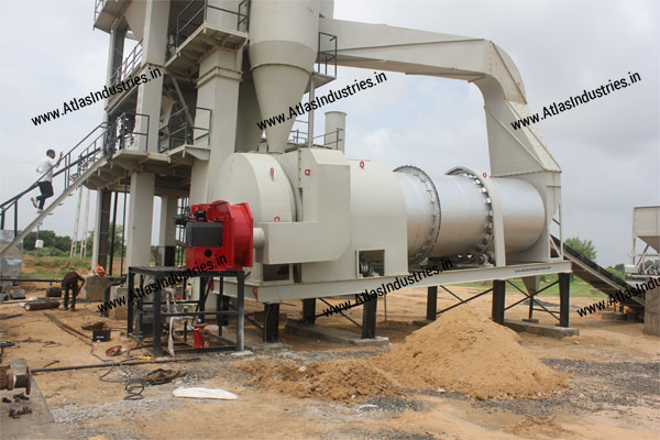 asphalt batch mix plant supplier