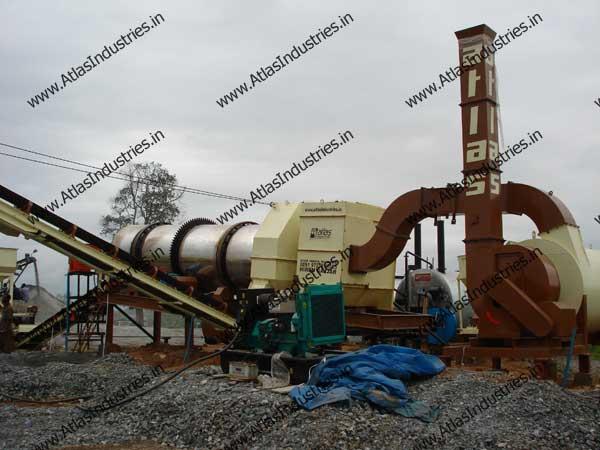 asphalt plant equipment