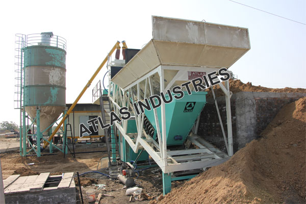 mobile batching plant manufacturer and exporter