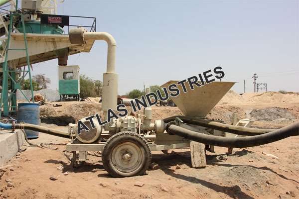 Supplier of mobile concrete mix plant in Chaapi, India