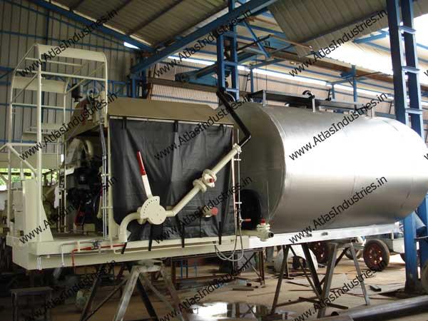 bitumen sprayer supplier India