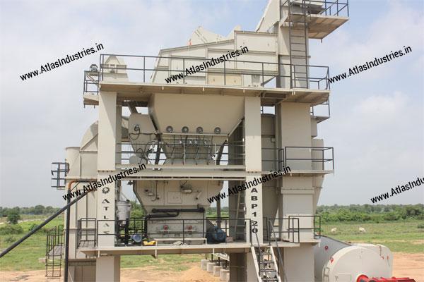 aspalt batch mix plant suppliers India