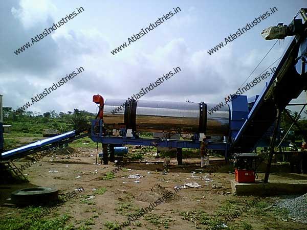 asphalt machinery Nigeria