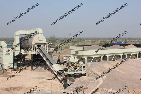 manufacturer asphalt plant India