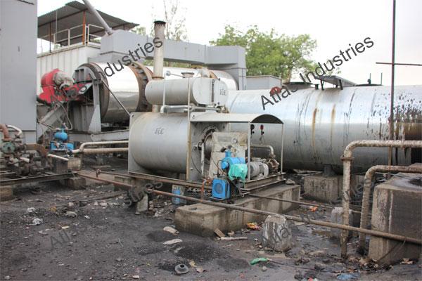 160 tph tower asphalt batch plant installed Kalyan, Thane, India