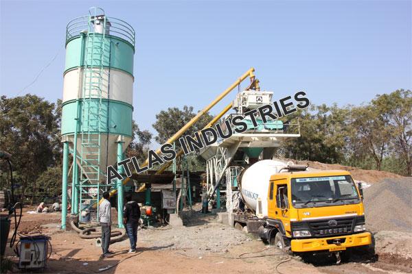 Mobile concrete batching plant exporter
