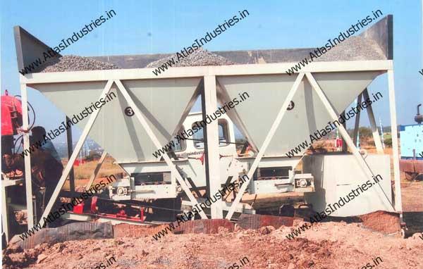 portable asphalt plants India