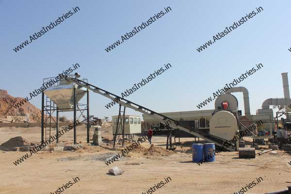 concrete machinery india