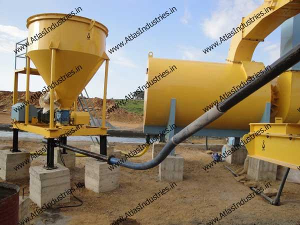 hot mix plant exporter India