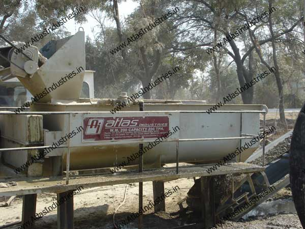 soil stabilization equipment India
