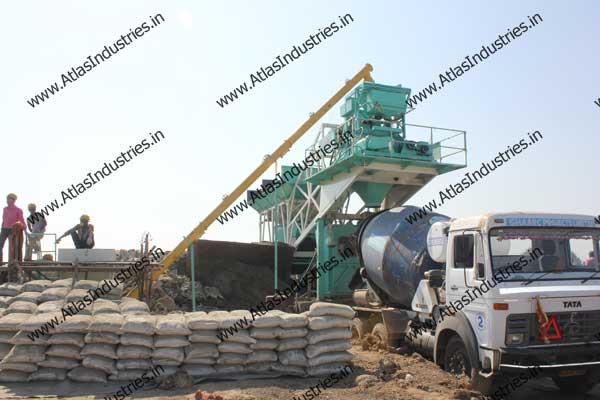 portable concrete batch plant for sale