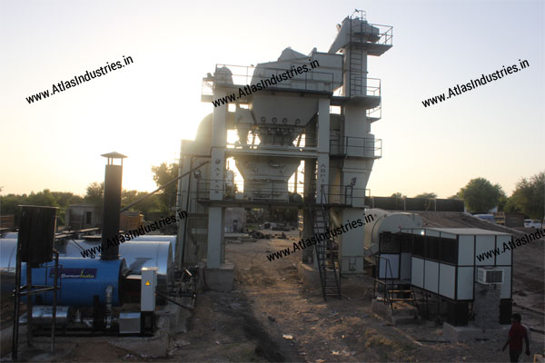 asphalt batching plant manufacturers India