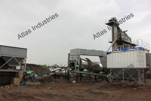 Buy asphalt batch mix plant 160 tph in Kalyan, India