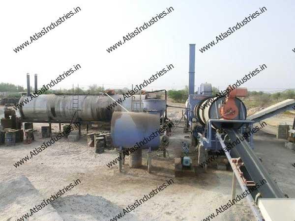 manufacturer of continuous asphalt plant
