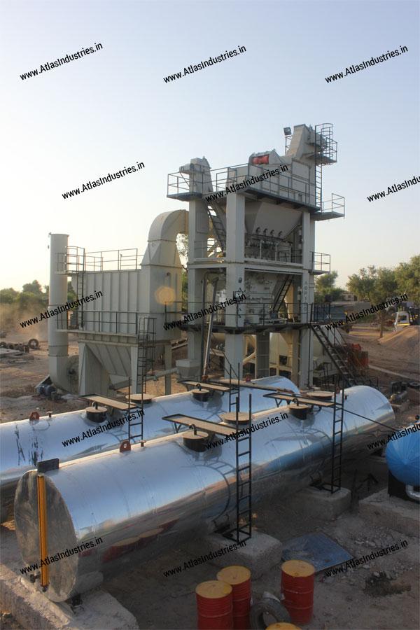 asphalt batching plant manufacturer India
